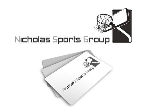 Sports Agency Print Logo