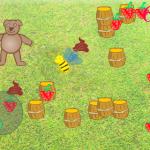 iPhone Children Walking Game