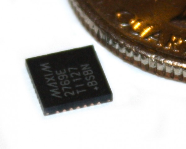 GLONASS GPS Chip