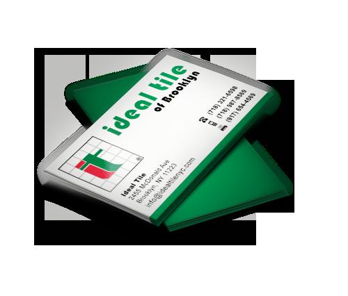 New York Business Card Design Sample