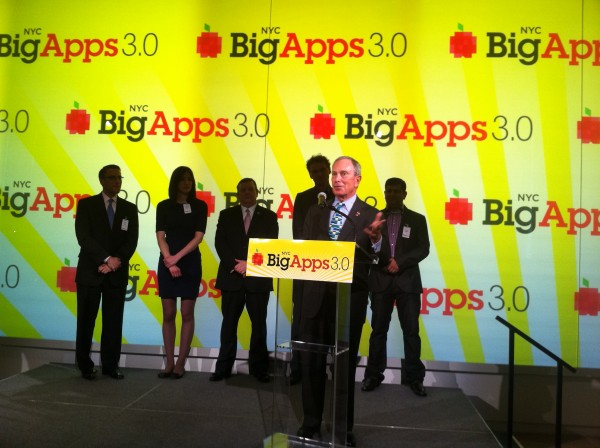NYC BigApps 3.0 Awards